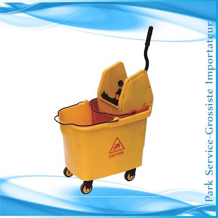 Chariot MOP 2 Seaux + Presse