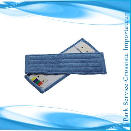 Frange lavage à plat en microfibre 40cm