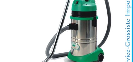 Aspirateur 1 moteur eau et poussière 30L